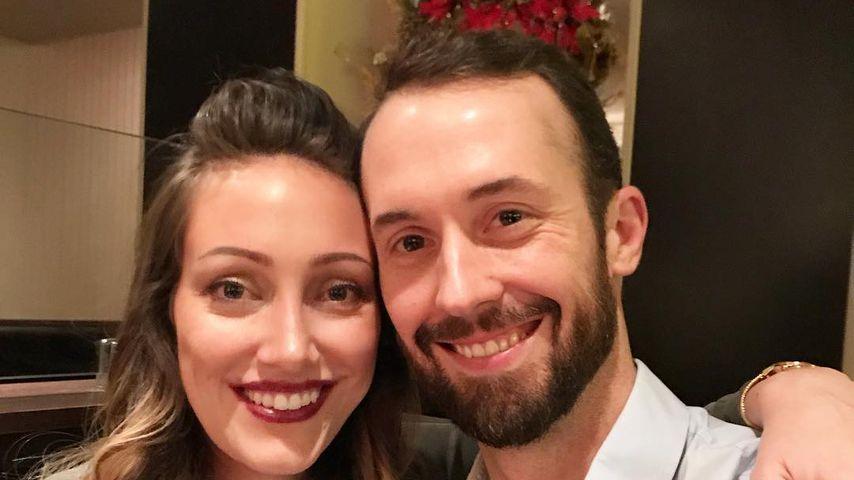 Myka Stauffer mit ihrem Ehemann James