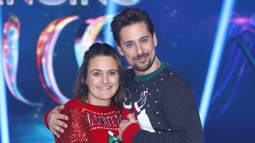 """Dancing on Ice""-Skate-Off: Nadine Angerer sieht es gelassen"
