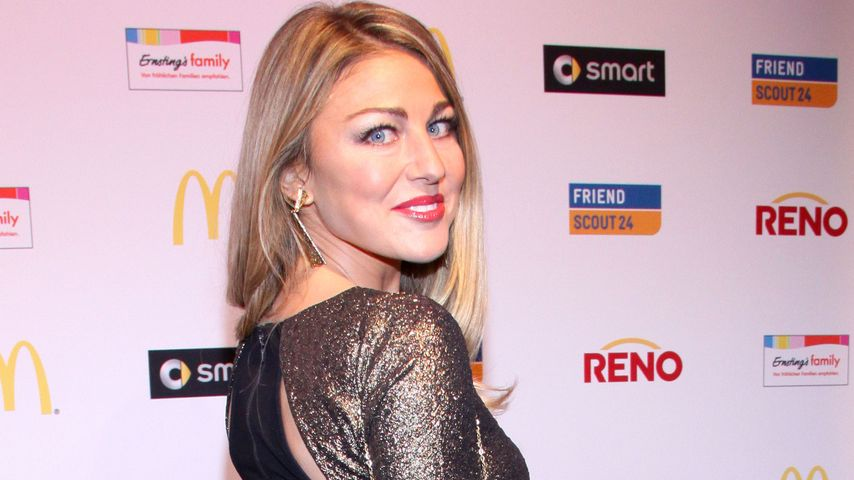Wow! So toll ist Nadine Arents' After-Baby-Body