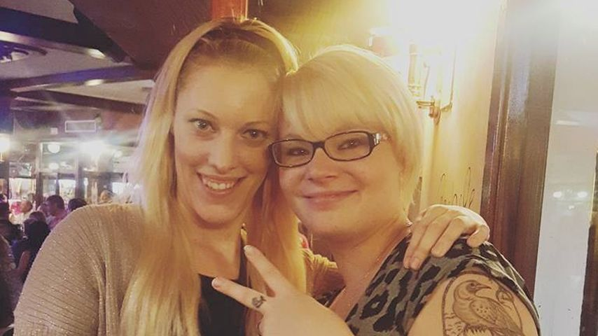 Nadine Hildegard und Sarah Liesenhoff