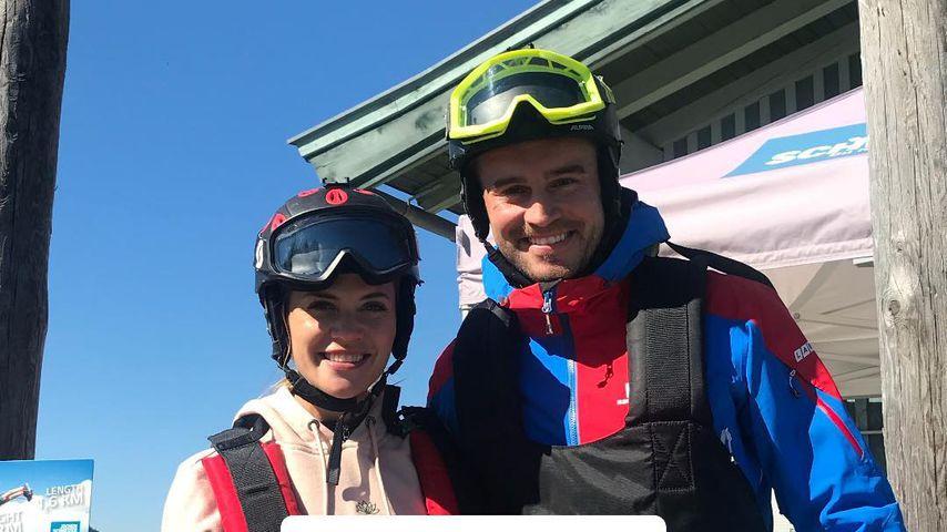 Nadine Klein und Alexander Hindersmann