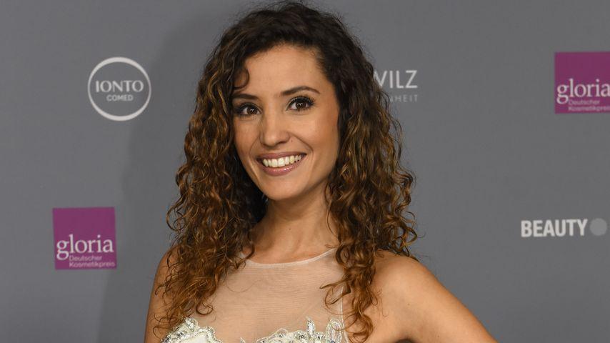 Ex-GZSZ-Nadine Menz: Hochzeitsstress lässt Pfunde purzeln