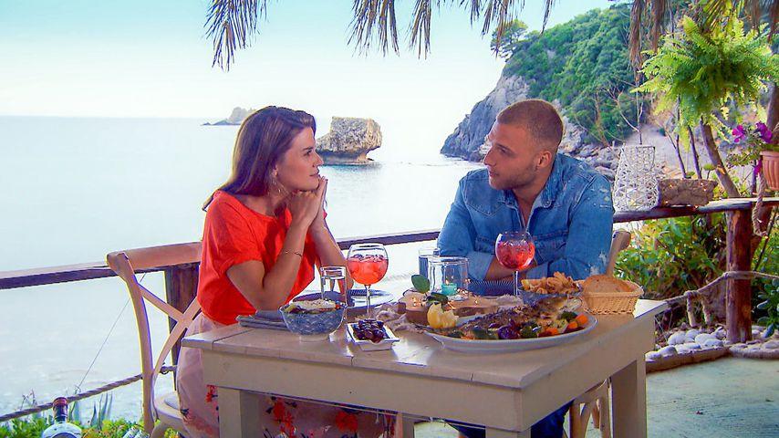 Nach erstem Date: Schläft Filip bei Bachelorette Nadine?