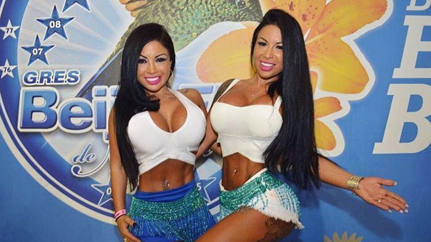 Mega-Po im Doppelpack: Bruna-Twins süchtig nach Beauty-OPs!