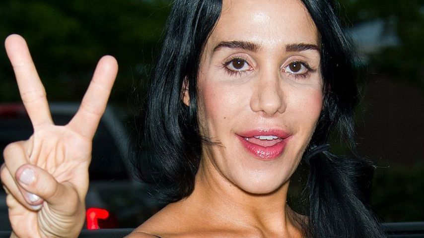 Oh no! Octomom singt Techno