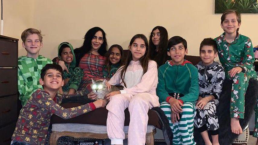 """So geht es """"Ocotomom"""" Nadya Suleman und ihren 14 Kids heute"""