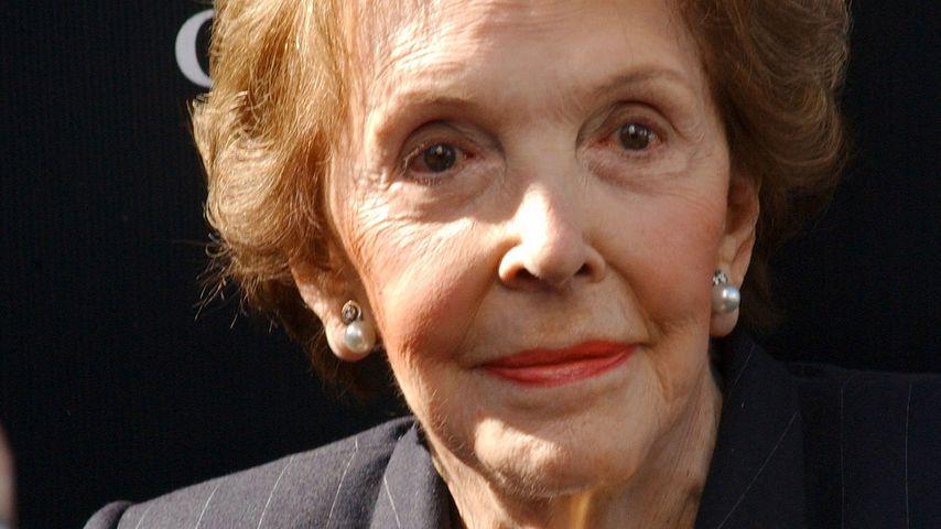 Tod einer First Lady: Nancy Reagan stirbt mit 94 Jahren!