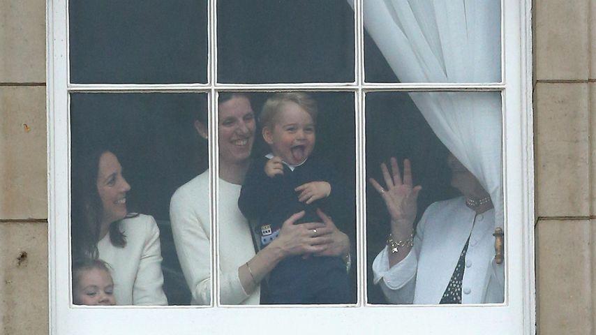 Royal-Nanny Maria Borrallo und Prinz George