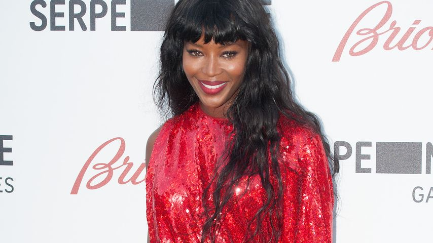 Zu viel Hype: Naomi Campbell warnt junge Models