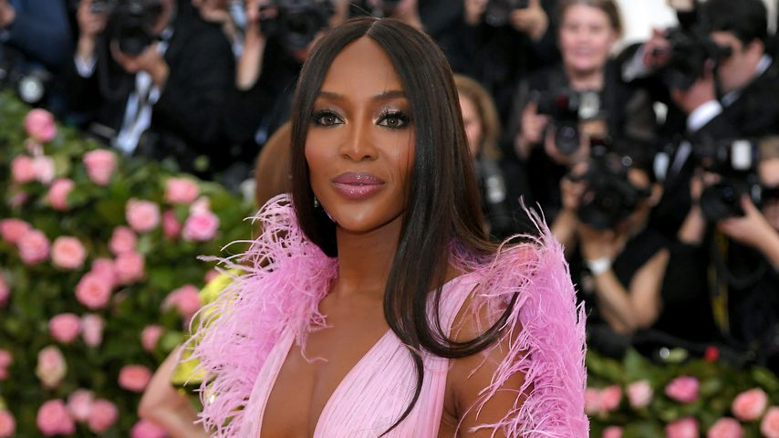 Naomi Campbell im Mai 2019 in New York