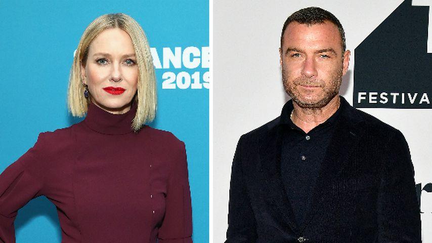 Zurück zum Ex? Naomi Watts & Liev Schreiber in NYC erwischt!
