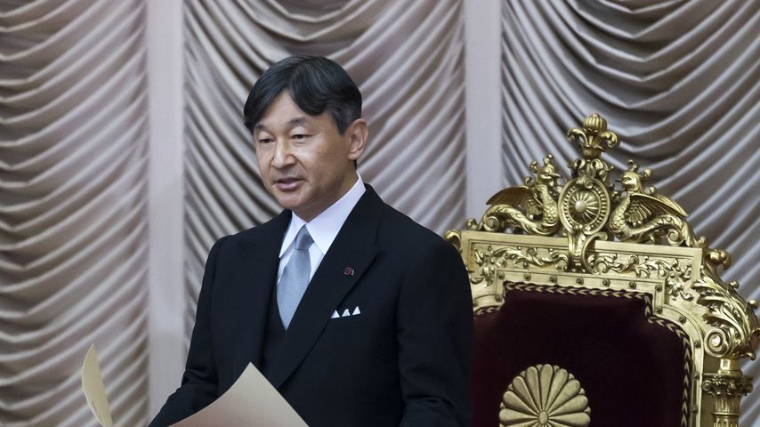 Japans Kaiser Naruhito
