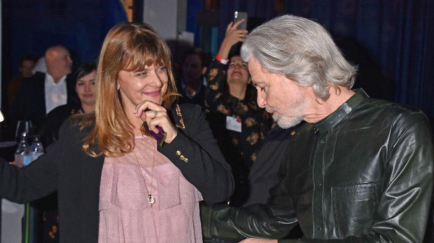 Nastassja Kinski: Spontane Tanz-Einlage mit Schoko-König!