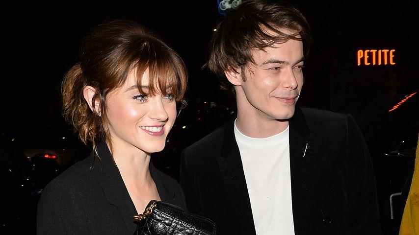 """Noch ein Paar: """"Stranger Things""""-Natalia & Charlie bei Date!"""