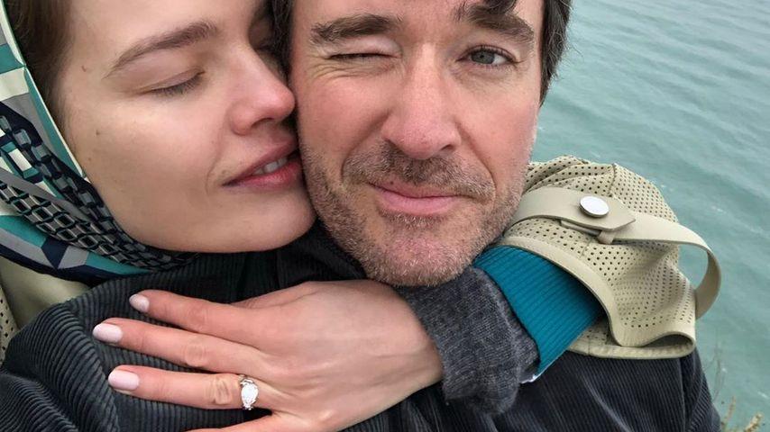 Topmodel Natalia Vodianova hat sich endlich verlobt!