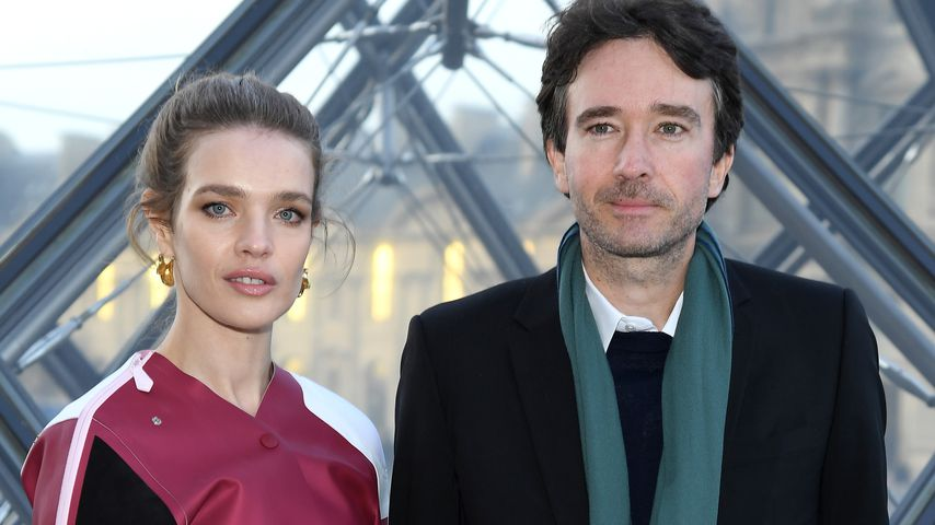 Natalia Vodianova und Antoine Arnault, März 2019