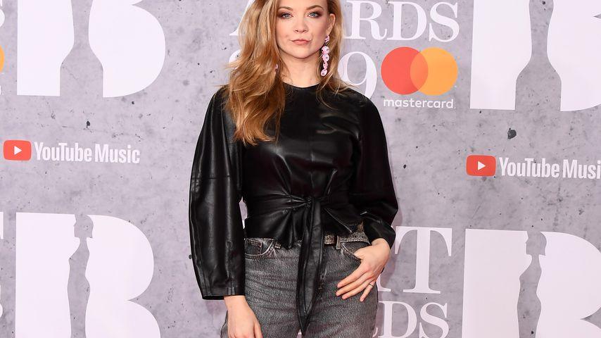 Natalie Dormer im Februar 2019 bei den Brit Awards