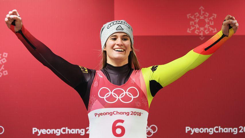 Rodlerin Natalie Geisenberger gewinnt Gold in PyeongChang 2018