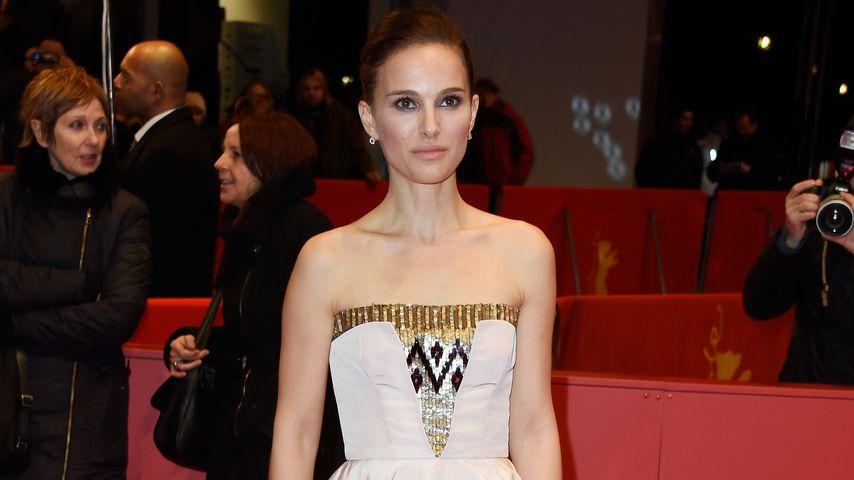 Natalie Portman auf der Berlinale 2015