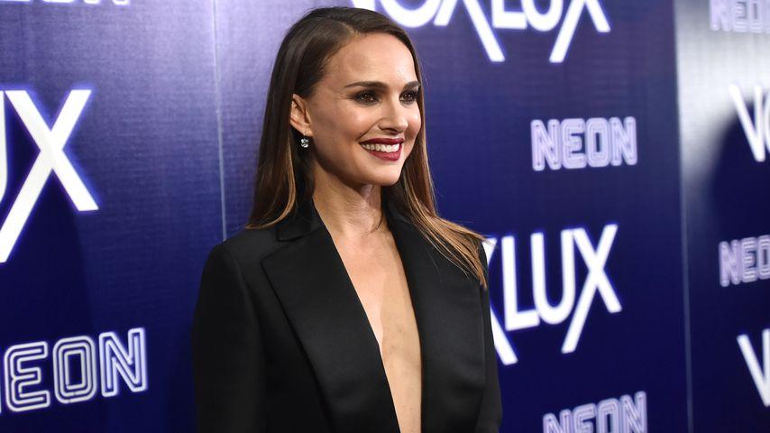 Natalie Portman im Dezember 2018 in Hollywood
