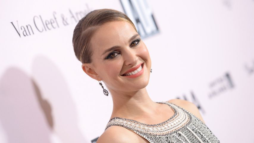 Natalie Portman im Oktober 2019 in Los Angeles