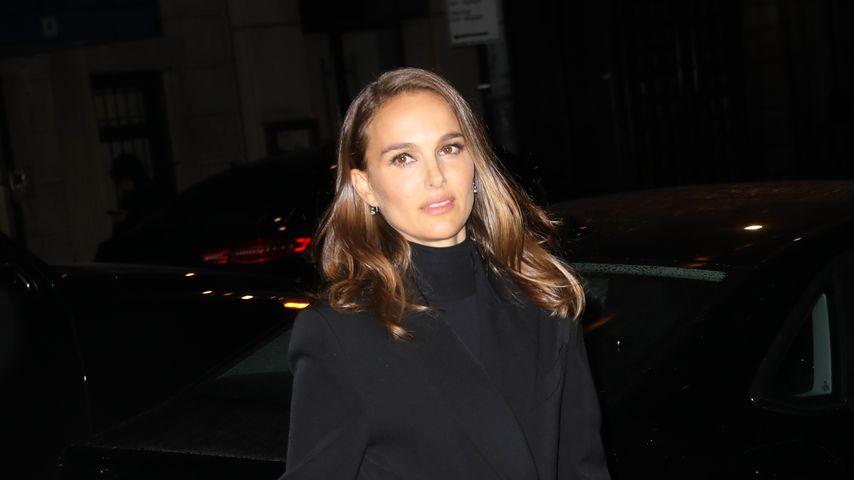 Polizei-Einsatz bei Natalie Portman: Stalker vor ihrem Haus