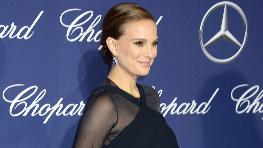 Natalie Portman beim Palm Springs International Film Festival in Los Angeles