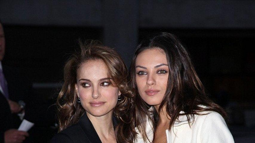 Mila Kunis und Natalie Portman