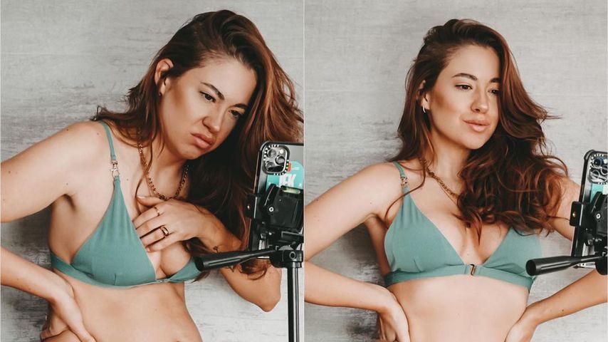 Cellulite-Fotos: Natalie Stommel kämpft für Realität im Netz