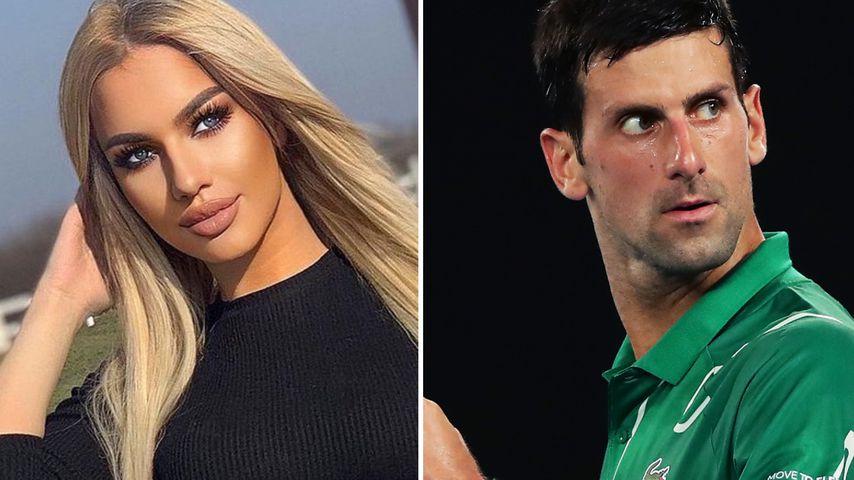 Erpressungsversuch: Model sollte Novak Djokovic verführen
