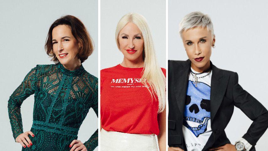 """Collage: Natascha, Elke und Gabriela, Kandidatinnen bei """"M.O.M – Milf oder Missy"""""""