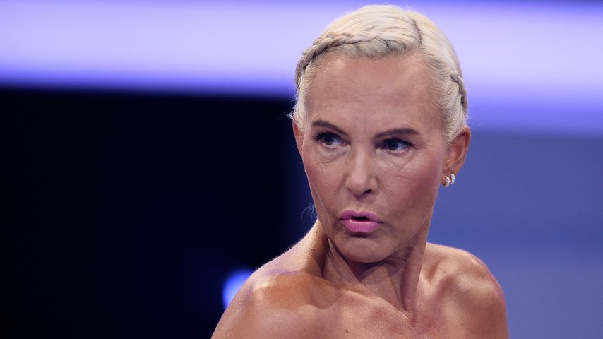 """Natascha Ochsenknecht bei """"Promi Big Brother"""" 2016"""