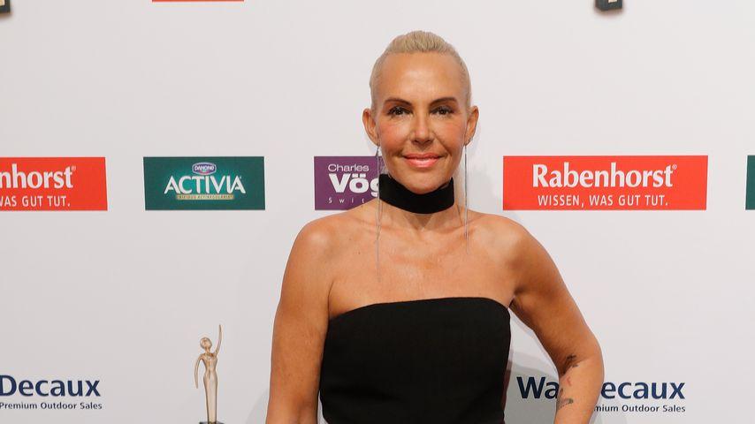 Natascha Ochsenknecht beim Goldene Bild der Frau Award