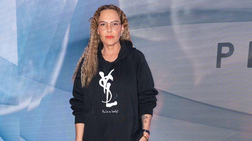 Natascha Ochsenknecht bei der Berlin Fashion Week, 2020