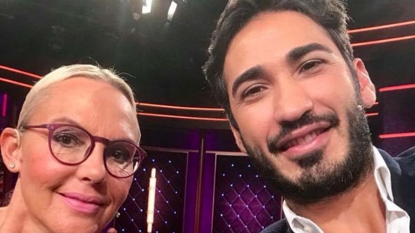 "Natascha Ochsenknecht und Umut Kekilli bei ""Riverboat"""