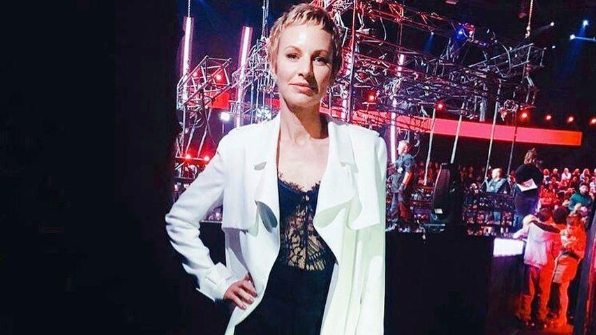 "Natascha Stuart bei ""The Voice Australia"""