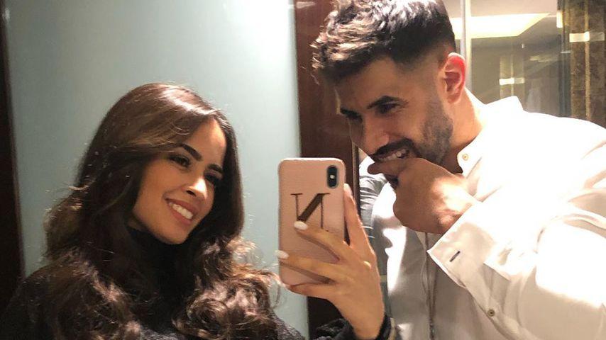Nathalia Goncalves Miranda und Mudi Sleiman, Reality-TV-Stars