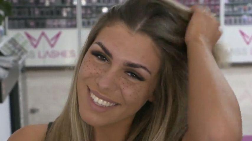Nathalie Bleicher-Woth, 2020 bei Miss Lashes Berlin