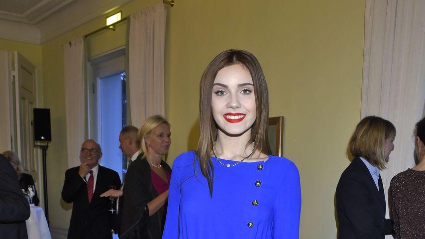 Nathalie Volk bei einem Charity-Event