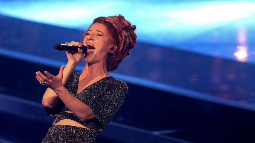 "Natia Todua im Finale von ""The Voice of Germany"""