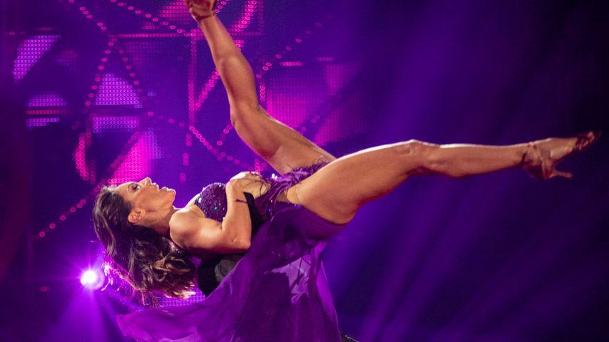 """Nazan Eckes in der neunten Show von """"Let's Dance"""" 2019"""