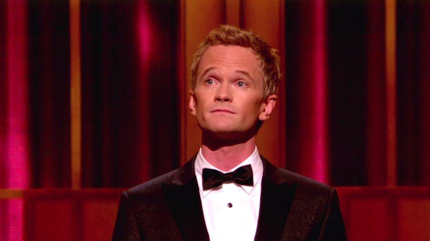 HIMYM-Barney: In Wirklichkeit total schüchtern!