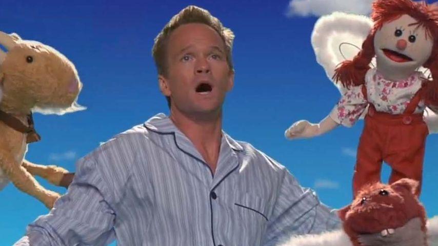 Mini-Serie: Neil Patrick Harris träumt in Puppen