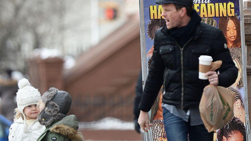 Oh weh! Neil Patrick Harris wird zum Brüll-Daddy