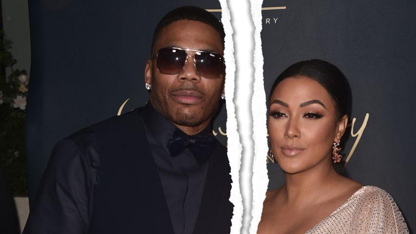 Nach sechs Jahren: Nelly und Shantel Jackson getrennt!