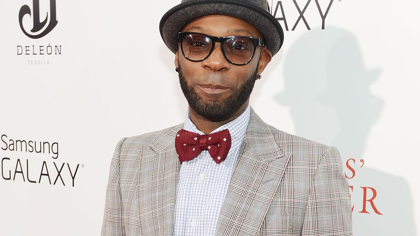 Nelsan Ellis bei einer Premiere in New York