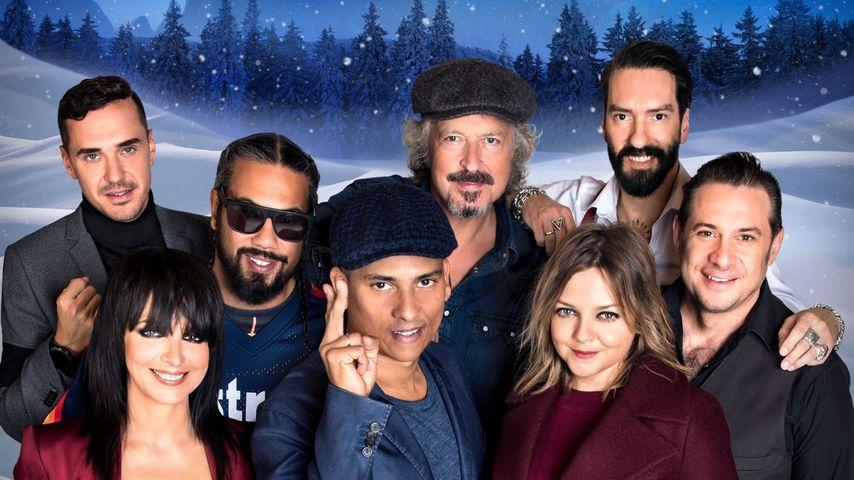 """Merry Xavier: """"Sing meinen Song"""" mit Weihnachts-Folge zurück"""