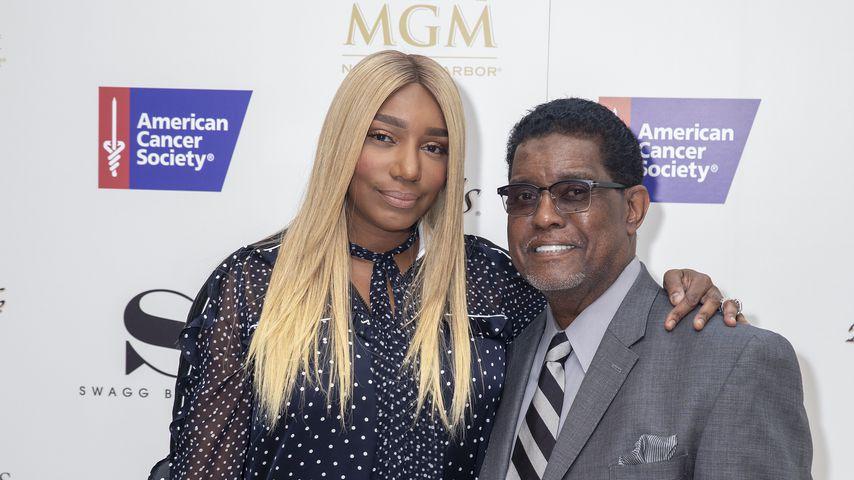 NeNe Leakes und ihr Mann Gregg im Mai 2019 in Maryland