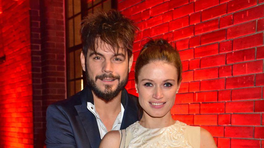 Nevio Passaro und Freundin Verena bei einer Charity-Gala im November 2016