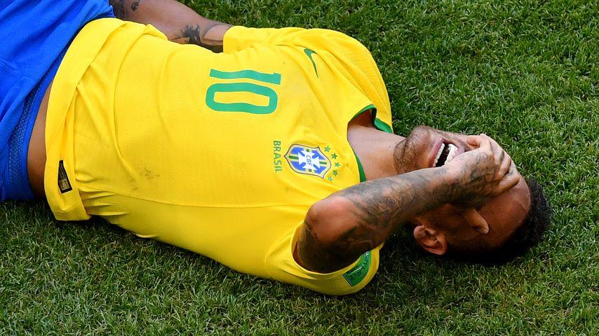 Nach WM-Aus: Neymar nimmt Stellung zu Schwalben-Vorwürfen